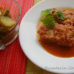 Friptura de porc cu sos delicios :)