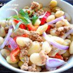 Salata de fasole boabe cu ton