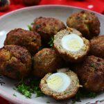Chiftele cu oua de prepelita