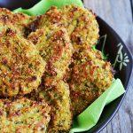 Chiftele de quinoa si legume