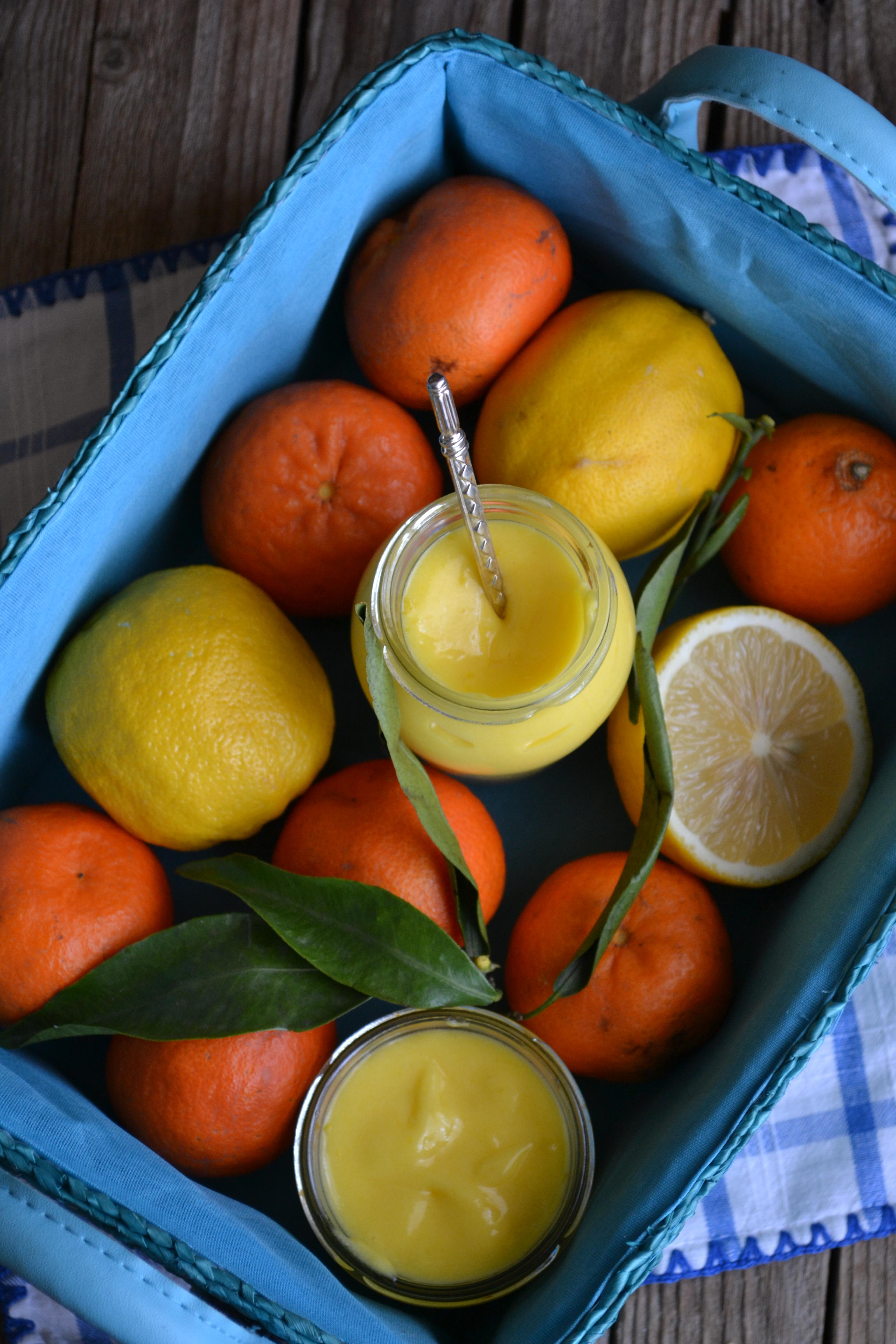 Lemon curd - crema de lamaie facuta in casa