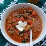 Supa gulas la ThermoCook