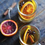 Grog cu portocala, anason si scortisoara