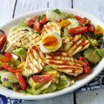 Vesnica salata de dieta. 7 combinatii de vis