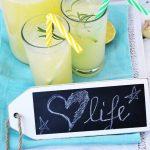 Limonada cu ghimbir si rozmarin – Ghimbirozata