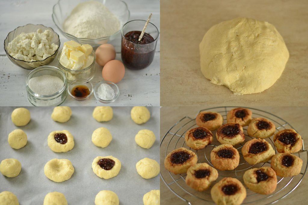 biscuiti cu urda si dulceata (1)